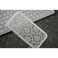 Пластиковый матовый дизайнерский чехол с УФ-принтом для Huawei G8