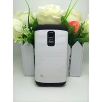 Чехол силикон/поликарбонат экстрим защита с точечной текстурой для Samsung Galaxy S5 Mini