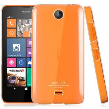 Пластиковый транспарентный чехол для Microsoft Lumia 430 Dual SIM