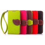 Чехол портмоне подставка на силиконовой основес дизайнерской защёлкой для Nokia Lumia 530