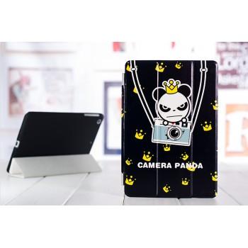 Чехол подставка сегментарный на поликарбонатной основе с принтом Panda для Ipad Mini 4