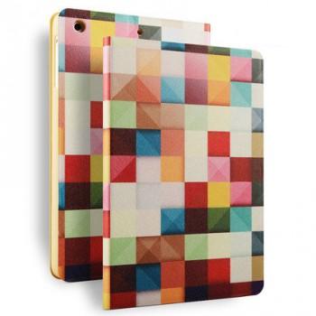 Дизайнерский чехол подставка с полноповерхностным принтом для Ipad Mini 4
