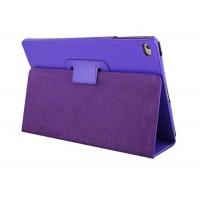 Чехол подставка с рамочной защитой для Ipad Mini 4 Фиолетовый