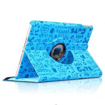 Текстурный чехол подставка роторный для Ipad Mini 4