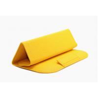 Эксклюзивный сегментарный мешок с функцией подставки для Lenovo Phab Plus Желтый