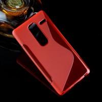 Силиконовый S чехол для LG Class Красный