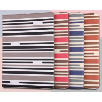Текстурный чехол подставка на поликарбонатной основе с внутренними отсеками и полноповерхностным принтом для Ipad Pro