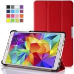 Чехол флип подставка сегментарный для Samsung Galaxy Tab 4 8.0