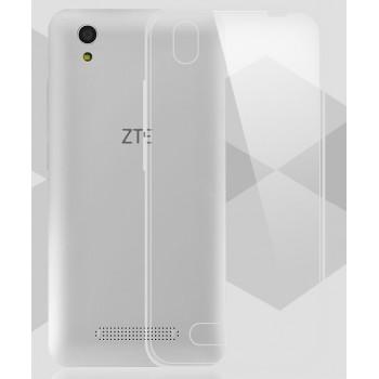 Силиконовый транспарентный чехол для ZTE Blade X3