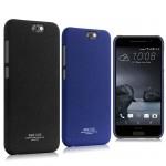 Пластиковый матовый чехол с повышенной шероховатостью для HTC One A9