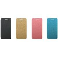 Текстурный чехол флип подставка на пластиковой основе с присоской для HTC One A9