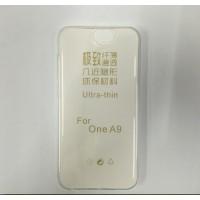 Силиконовый транспарентный чехол для HTC One A9
