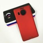 Пластиковый матовый непрозрачный чехол для Microsoft Lumia 950 XL