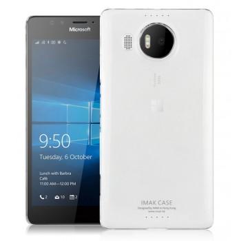 Пластиковый транспарентный чехол для Microsoft Lumia 950 XL