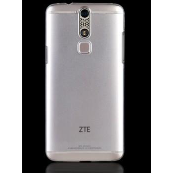 Пластиковый транспарентный чехол для ZTE Axon Mini