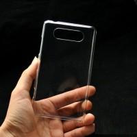 Пластиковый транспарентный чехол для Nokia Lumia 820