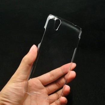 Пластиковый транспарентный чехол для Lenovo Vibe X