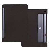 Чехол подставка с рамочной защитой экрана для Lenovo Yoga Tab 3 10 Черный