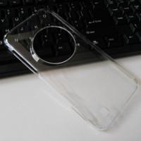 Пластиковый транспарентный чехол для Asus Zenfone Zoom