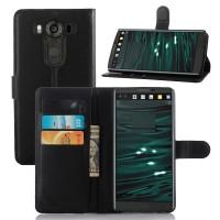 Чехол портмоне подставка с защелкой для LG V10