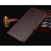 Кожаный чехол портмоне (нат. кожа) для LG V10