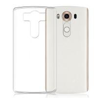 Силиконовый транспарентный чехол для LG V10