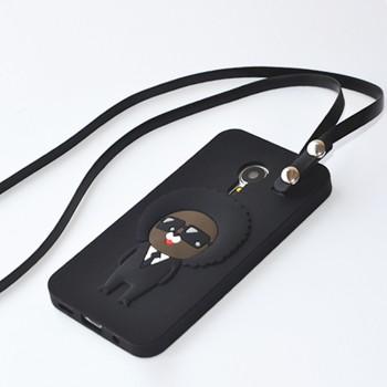 Силиконовый дизайнерский фигурный чехол для Meizu Pro 5