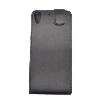 Чехол вертикальная книжка на пластиковой основе с магнитной застежкой для HTC Desire 728