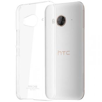 Пластиковый транспарентный чехол для HTC One ME