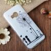 Силиконовый дизайнерский чехол с принтом для HTC One ME