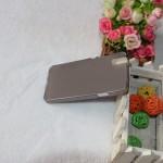Силиконовый матовый полупрозрачный чехол для Huawei ShotX