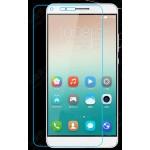 Ультратонкое износоустойчивое сколостойкое олеофобное защитное стекло-пленка для Huawei ShotX