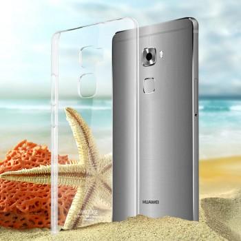 Пластиковый транспарентный чехол для Huawei Mate S