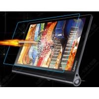 Ультратонкое износоустойчивое сколостойкое олеофобное защитное стекло-пленка для Lenovo Yoga Tab 3 Pro
