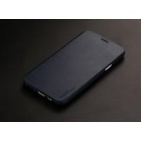 Чехол флип подставка на силиконовой основе на внутренних магнитах для Samsung Galaxy J7