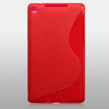Силиконовый матовый S чехол для Asus Nexus 7