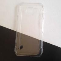 Пластиковый транспарентный чехол для Samsung Galaxy S6 Active