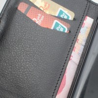 Чехол портмоне подставка с защелкой для Alcatel One Touch Pixi 3 (4.5) Фиолетовый