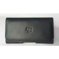 Кожаная вощеная кобура для Blackberry Priv