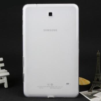 Пластиковый транспарентный чехол для Samsung GALAXY Tab 4 8.0