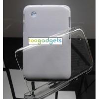 Пластиковый транспарентный чехол для Samsung Galaxy Tab 2 7.0