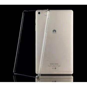 Пластиковый транспарентный чехол для Huawei MediaPad M2