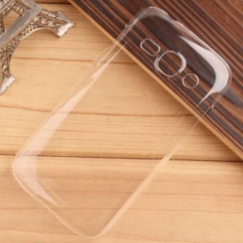 Пластиковый транспарентный чехол для Samsung Galaxy Ace 3