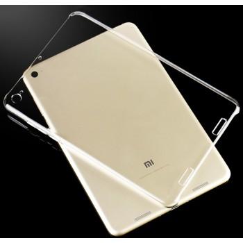 Пластиковый транспарентный чехол для Xiaomi Mi Pad 2