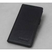 Кожаный чехол горизонтальная кинжка (нат. кожа) для Philips S616