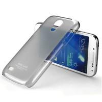 Пластиковый ультратонкий чехол для Samsung Galaxy S4 Mini Черный