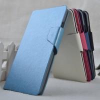 Текстурный чехол флип подставка на пластиковой основе с отделением для карт и крепёжной застёжкой для ASUS Zenfone 6