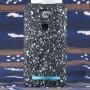 Пластиковый матовый дизайнерский чехол с голографическим принтом Звезды для ASUS ZenFone 2 Laser 6