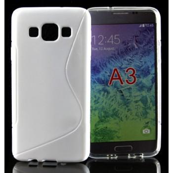 Силиконовый S чехол для Samsung Galaxy A3