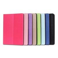 Чехол книжка подставка на поликарбонатной непрозрачной основе для Samsung Galaxy Tab E 9.6